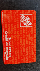 $400 Home Depot Store Credit