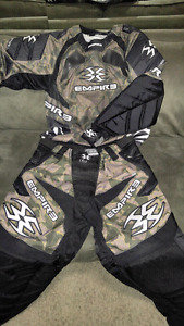 Paintball Jersey and Pants