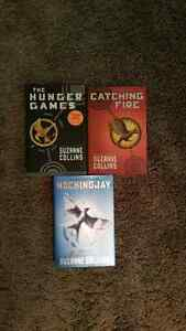 Hunger Games book serie