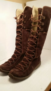 TIMBERLAND - bottes hiver - women size 8 or 39
