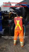 Technicien - Lavage haute pression