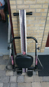 Weider exercise rowing machine