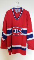 CCM Montreal Candiens Jersey MENS Large - Clean back