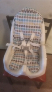 first  years baby chair
