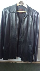 Danier Black Fingertip Jacket