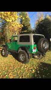 2005 Jeep Other loaded Coupe (2 door) Prince George British Columbia image 2
