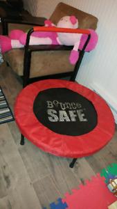 Bounce Safe Trampoline