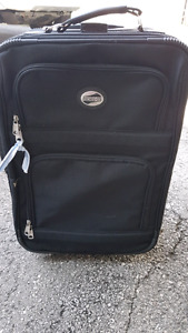 Carry on little suitcase travel luggage