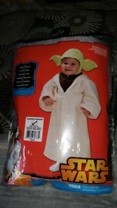 Yoda costume.  Never worn