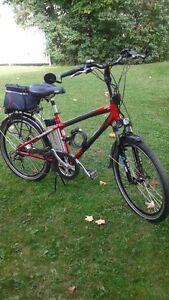 Vélo Électrique Ecolo Cycle Alto 2015