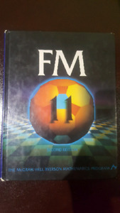 Mcgraw-hill Ryerson Foundations of mathematics 11