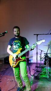 Cours de guitare abordables Longueuil 30$/h et domicile Rive-Sud