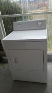 Frigidaire Heavy Duty Gas Dryer available - $50 cash