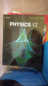 Mint Condition Physics 11 and 12 Nelson