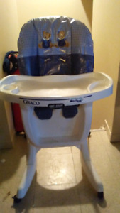 Graco Neat Seat One Hand Highchair