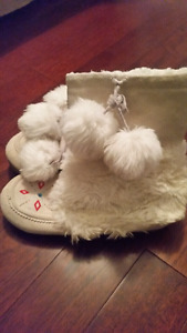 Two pair of size 7 winter boots