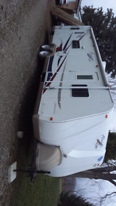 2007 Holiday Rambler aluma lite 30' camper