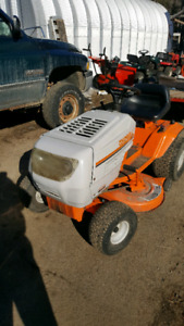 Columbia lawn tractor