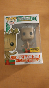 New holiday groot funko pop