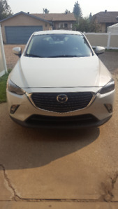 2016 Mazda CX-3 GT AWD, includes 2 way car starter