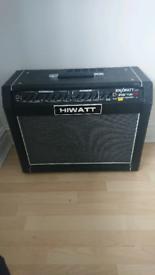 Hiwatt Maxwatt G100 112R Combo Guitar Amplifier