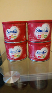 Similac partially broken