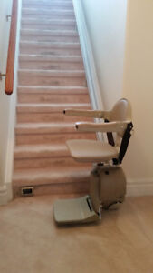 Stairlift Curved or Straight