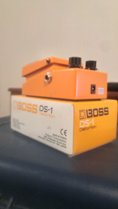 Boss DS 1 Distortion Pedal