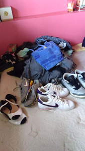 Womens small medium clothing lot
