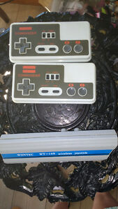 Manettes controllers nes 8 bits premier Nintendo wireless