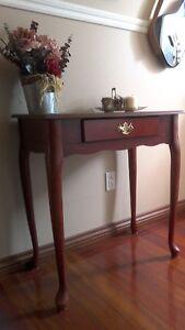 Impeccable table console d'appoint ,d' entrée,desserte ou bureau