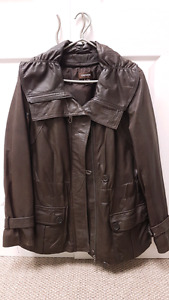 DANIER WINTER LEATHER JACKET