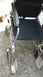 wheelchair..folds up $95