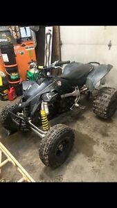 2008 Can-Am 450 Ds.