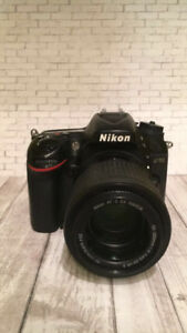 Good used condition Nikon D7100 DSLR Camera