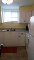 Clean, bright apartment for rent, 3 minutes walk from MUN