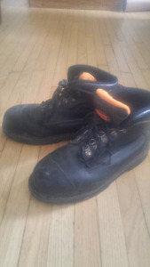 Steel Toe Kodak Boots Size 8 - Like New