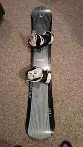 Winterstick Snowboard with Bindings - Used  London Ontario image 1