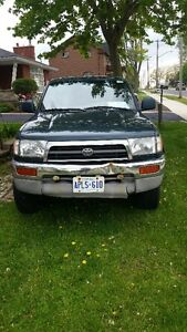 1997 Toyota 4Runner ** PRICE REDUCED WANT GONE***