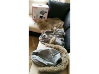 Stokke xplory winter kit + sheepskin liner