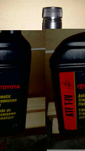 Toyota ATF T-IV Automatic Transmission Fluid