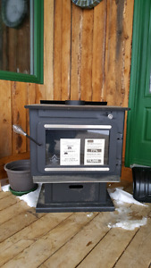 New wood stove *REDUCED*