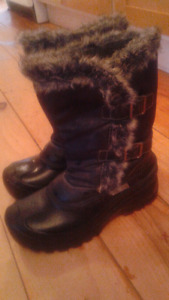Winter boot size 8