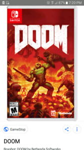Doom on switch