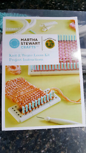 Knit and Weave Loom Kit
