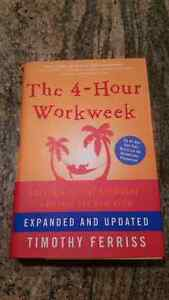NEW The Four-Hour Workweek Timothy Ferris HARDCOVER