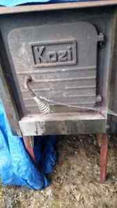 Kozi  wood burning stove
