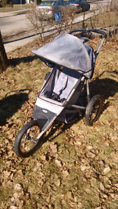 Two good used strollers
