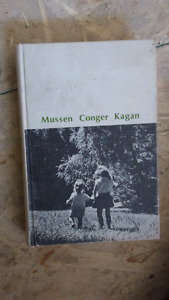 Child Development and Personality 3rd Edition Mussen/Conger/Kaga