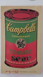 Campbell's Soup - Andy Warhol Print